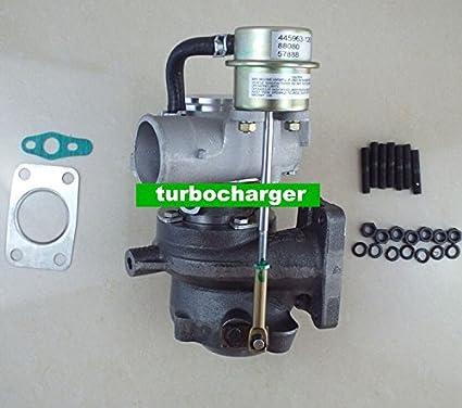 GOWE Turbocompresor para GT1752 452204 – 5005S 5955703 9172123 turbocompresor turbo para SAAB 9 – 3