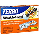 TERRO Ant Killer Liquid Ant Baits (pre-filled) , Pack of 1