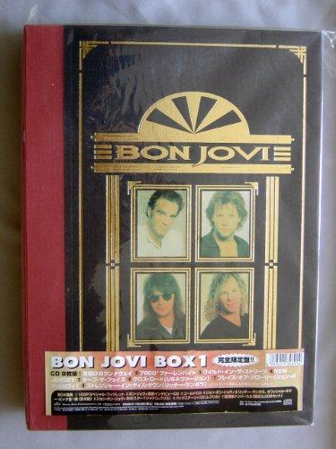 ボン・ジョヴィ/ボン・ジョヴィ・ボックス1 [限定盤]