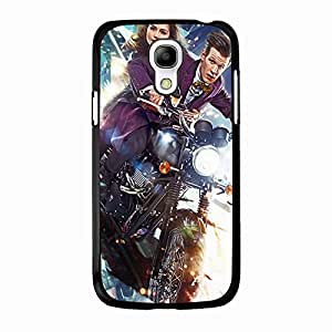 Samsung Galaxy S4 Mini Phone Case Doctor Who TV Serial Poster Cool Protective Cover