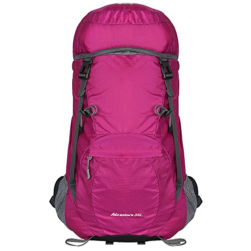 SKYLE 35L Lightweight Water Resistant Travel Hiking Backpack Foldable Packable Hiking Daypack