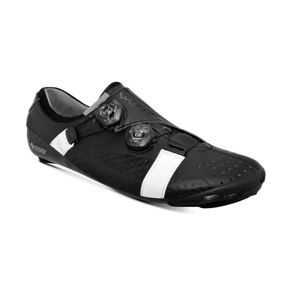 Bont - Vaypor Road Schuh Fahrrad UD Carbon Fibre Memory Foam, schwarz weiß