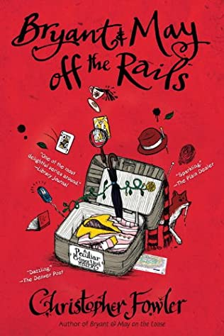 book cover of Off the Rails