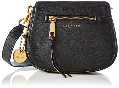 Marc Jacobs Recruit Saddle Bag, Black