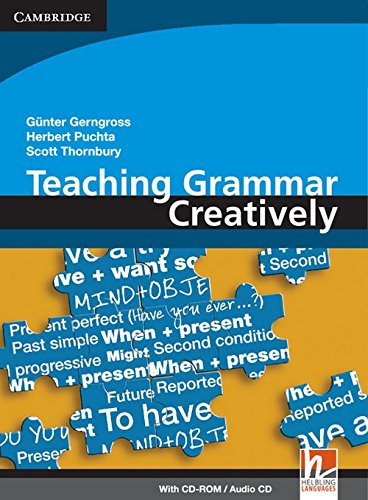 (Teaching Grammar Creatively with CD-ROM/Audio CD (Helbling Languages))