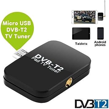 Antena HDTV TV CTV DVB-T2 + TV + Dongle Teléfono portátil ...