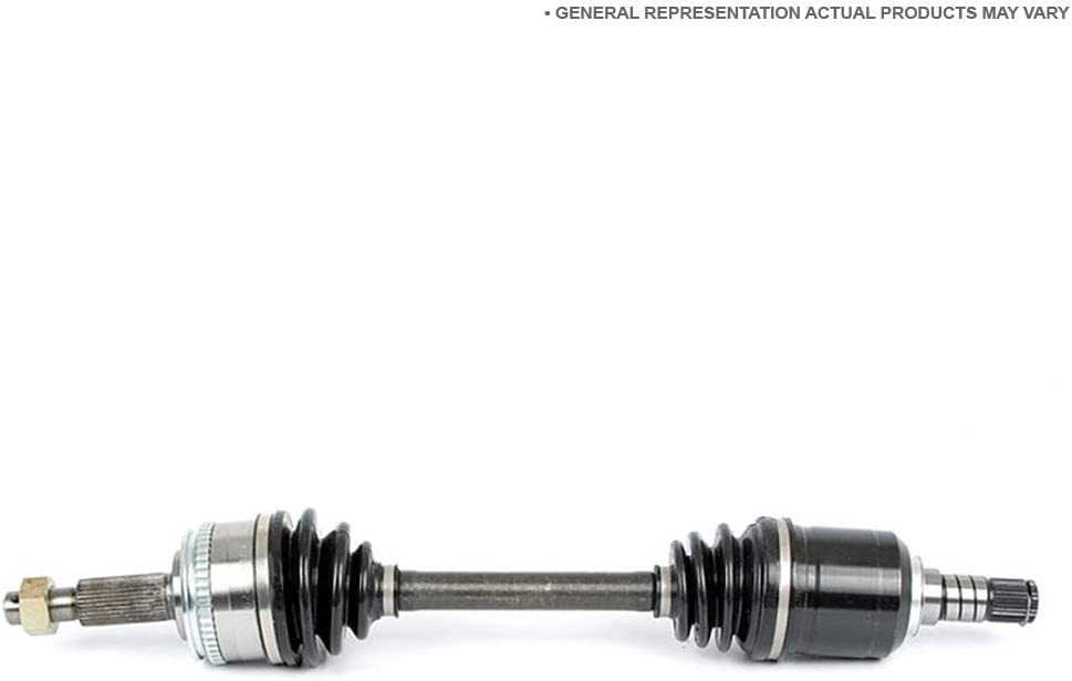 BuyAutoParts 90-04372N New For Nissan Quest 2011 2012 2013 2014 Front Right Passenger CV Axle Shaft