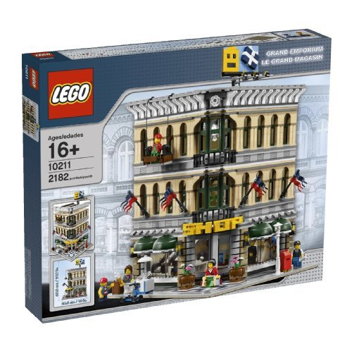 LEGO-Creator-Grand-Emporium-10211-Discontinued-by-manufacturer
