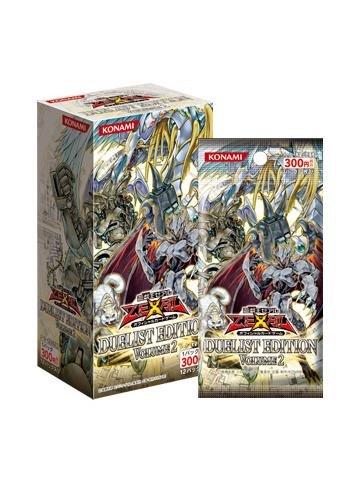 Yu-Gi-Oh! Zexal OCG Duelist Edition Volume 2 by Konami by Konami