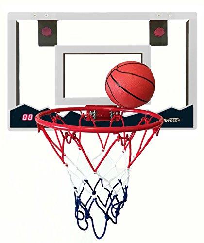 Speedy Mini Basketball Hoop with 18