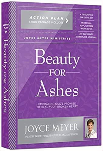 Beauty for ashes action plan: joyce meyer: 0612520359805: amazon.
