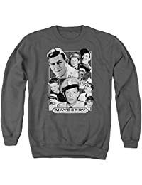 Andy Griffith Mayberry Unisex Adult Crewneck Sweatshirt For Men and Women