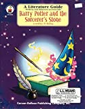 img - for Harry Potter and the Sorcerer's Stone: A Literature Guide book / textbook / text book