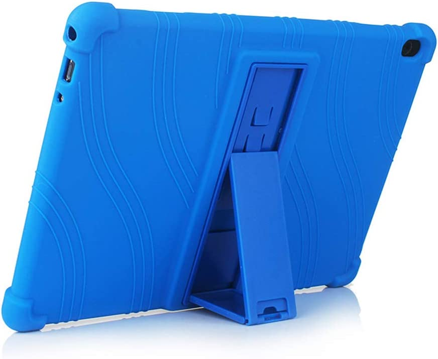 M10 X605 10.1 inch Tablet ORANXIN Case for Lenovo Tab P10 M10 Stand Soft Silicone Pouch Shockproof Rubber Shell Protective Cover for Lenovo Tab P10 TB-X705F //