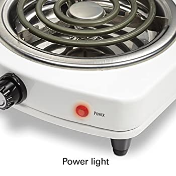 Proctor Silex 34103 Fifth Burner, White 5