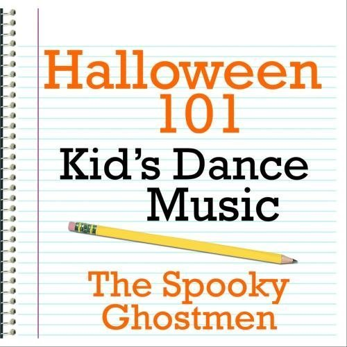 Halloween 101 - Kid's Dance Music by The