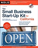 The Small Business Start-up Kit for California, Peri Pakroo, 1413307582