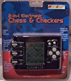 2-In-1 Electronic Chess & Checkers