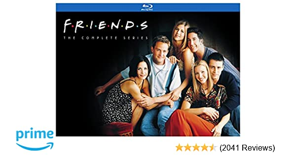 Amazon com: Friends: The Complete Series [Blu-ray]: Jennifer
