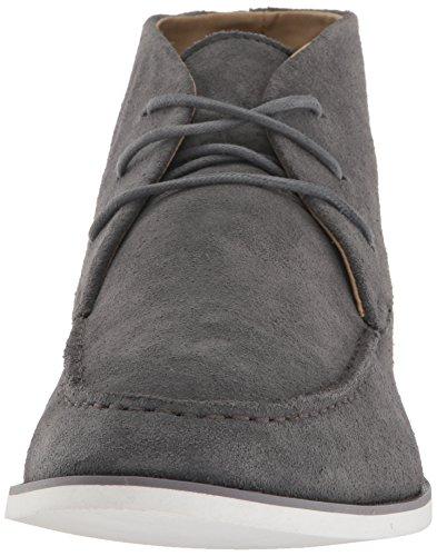 Calf Loafer Men's Klein Suede Kenley Calvin Slip Grey on qxAPTwRt4