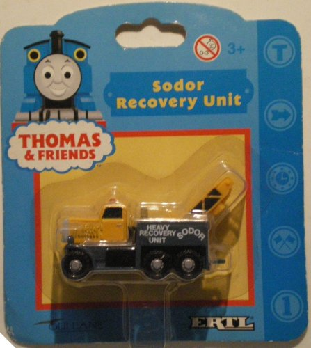 Sodor Recovery Unit Truck Thomas the Engine Die Cast