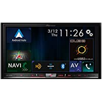Pioneer AVIC-8200NEX In Dash Double Din DVD CD Navigation Receiver with 7 Touchscreen