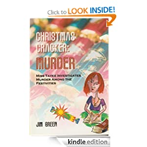 Christmas Cracker: Murder Jim Green