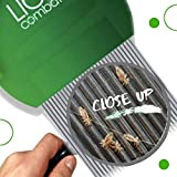 Lice Comb | Head Lice Professional Metal 2 Pack Kit