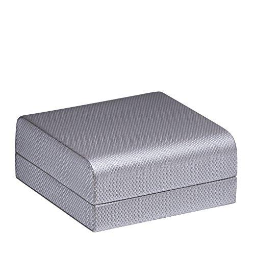 Universal Jewelry - Allure Contemporary Universal Box, Silver