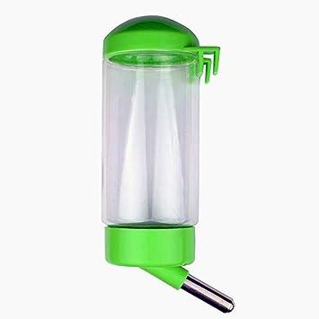 Beito Botella Perro Auto Dispensador de Agua portátil Alimentador Colgante del Perro Sin Goteo automático de