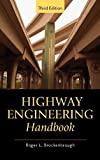 img - for Highway Engineering Handbook by Roger Brockenbrough (2009-04-14) book / textbook / text book