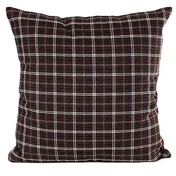 IMJONO Funda de Almohada para sofá, Cama, decoración del hogar, Fundas de Almohada, algodón, B, Medium: Amazon.es: Hogar
