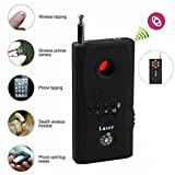 MaQue Anti-Spy Hidden Camera Laser RF Signal Bug Detector GSM...