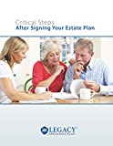 Critical Steps After Signing Your Estate Plan