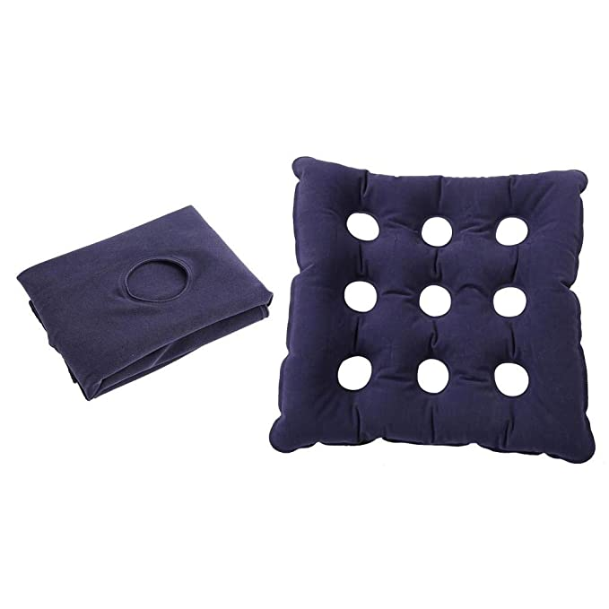 Amazon.com: Inflatable Air Seat Anti-Decubitus Cushion ...