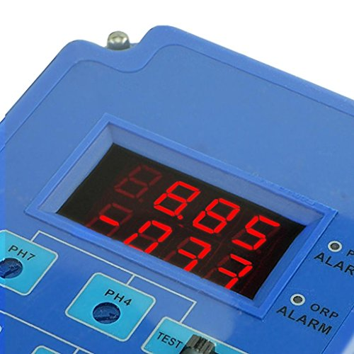 Digital pH ORP 2 in 1 Controller with Separate Relays for pH and ORP by Gain Express (Image #1)