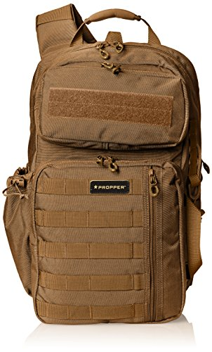 Propper Handed Bias Coyote Right Sling Backpack wrwdzEq