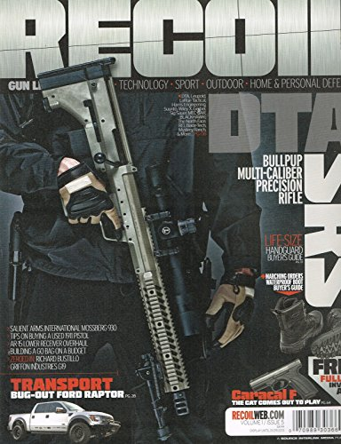 (Recoil Buyer Guide Fixed Blades 2013 Magazine)