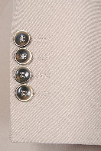 Neu! DIGEL Sakko Beige 2-Knopf Baumwolle Modern Fit