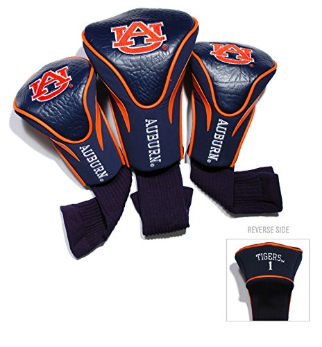 Auburn University Contour Sock Headcovers (3 (3 Contour Sock Headcovers)