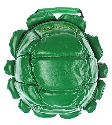 Teenage Mutant Ninja Turtles Shell Lunchbox Zipper (Ninja Turtle Backpack)
