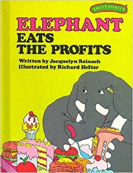 Image result for Elephant Eats the Profits