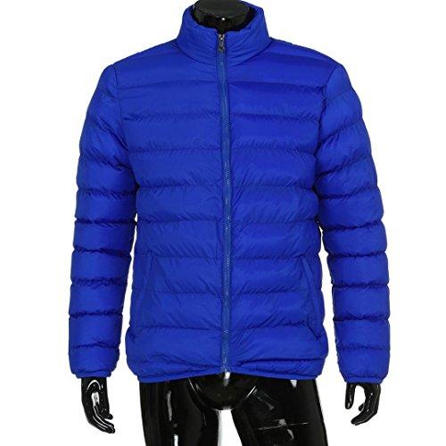 Men's Down Packable Puffer KEERADS Jacket Blue Sky FwOqddE