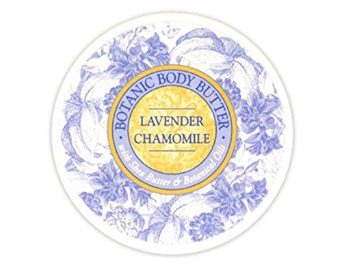 Greenwich Bay Botanic Body Butter Lavender & Chamomile 8oz T