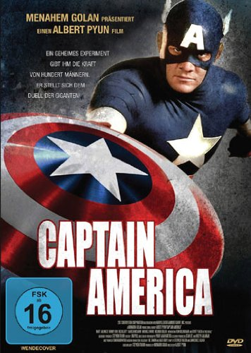 Captain America [Import allemand] -