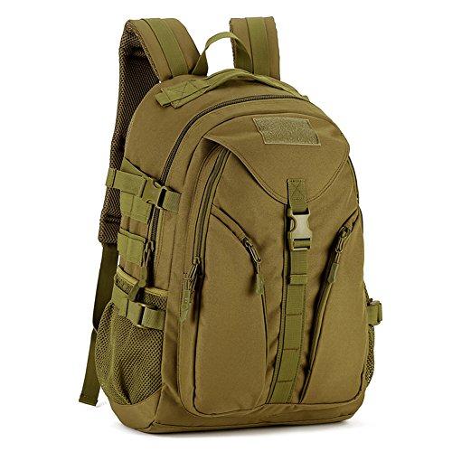Huntvp 40L Sac à Dos Militaire Tactique Molle Grande Capacité Sac de Multifonction Homme pour Voyage Excursion Camping… 1
