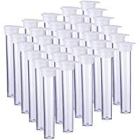 BENECREAT 60 Pack 10ml Tubo de Plástico Transparente