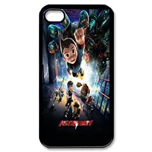 Personalized Creative Desktop Astro Boy For iPhone 4,4S Send tempered glass screen protector LOSW915705
