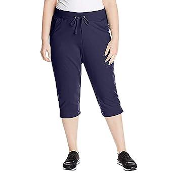 Luckycat Pantalones Mujer Talla Grande Pantalones Cortos de ...
