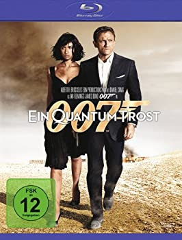 James Bond Quantum Trost